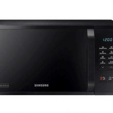 Samsung M/W Oven 23L Solo | MS23K3513AK/D2