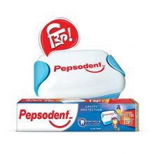 Pepsodent Toothpaste Germicheck (Free Tiffin Box) 200gm