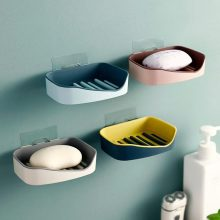 Wall Hanging Double layer Soap Holder