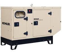 John Deere 30KVA / 24KW Canopy Diesel Generator