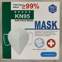 High-Quality Virus Protected 5 Layer KN95 Face Mask