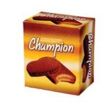 Champion Chocolate coated biscuit