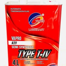 Vapro  ATF Type-4 4 Liter