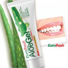 Toothpaste EuroFresh Aloe 112gm