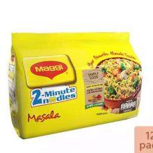 Nestle MAGGI 2-Minute Noodles Masala 12pcs