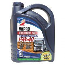 Vapro Super Turbo Diesal Engine 15w-40 Liter
