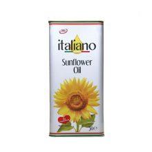 Sunflower Oil italiano 5 Ltr Tin