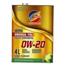 Vapro Advanc FSL Fully synthetic 0w-20 4 Liter