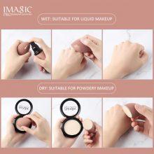 IMAGIC Makeup Sponge Cosmetic Puff For Foundation