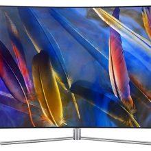 """65"""" Q7C 4K Curved Smart QLED TV"""
