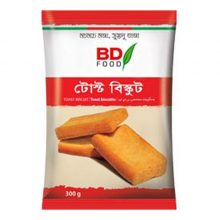Biscuits BD Food Toast 300gm