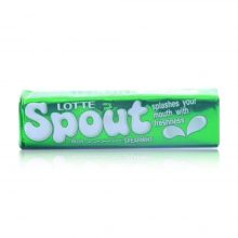 Lotte Spout Spearmint Gum-23.8gm