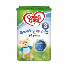 Cow & Gate 3 from 1-2 years- 800gm- UK