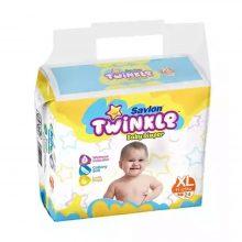 Savlon Twinkle Babry Diaper XL(11-25k)24p