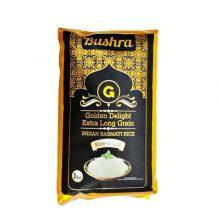 Basmoti Rice Bushra 1kg