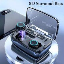 M11 TWS Wireless Earphone LED Digital Display Wireless Bluetooth Headphone