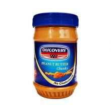 Peanut Butter Discovery Chunky 510g