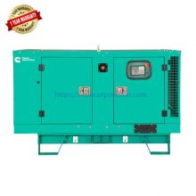 Cummins Canopy 30 Kva / 24 Kw Diesel Generator