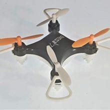 Aerobat Four-axis – Micro Quadcopter Drone (Black)