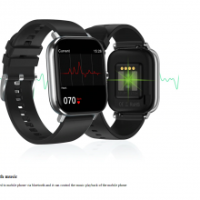 Colmi P8 Pro Smart Watch Heart Rate Monitor Fitness Tracker IP67