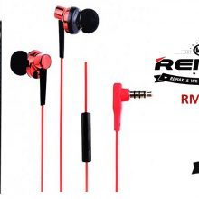 Remax RM-512 Wired Earphone Original