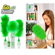 Go Duster Clean – Makes Dusting Fast, Easy & Fun