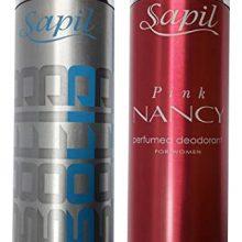 Body Spray Sapil 200ml Nancy W