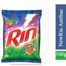 Rin Antibac Detergent Powder 500g
