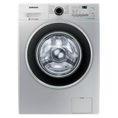 Samsung Front Loading Washing Machine with Eco-Bubble – WW80J4213GS/TL – 8.0Kg