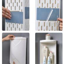 Multifunction 360 Degree Rotating Bathroom Kitchen Organizer Rack