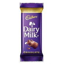 Cadbury Dairy Milk Chocolate 52g