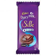 Cadbury Dairy Milk Silk Oreo Chocolate 130g