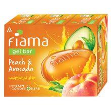 Fiama Peach & Avocado Bar Soap 125gm