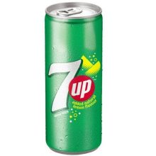7up Can 250ml