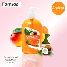 Hand Wash Farmasi 500ml Apricot