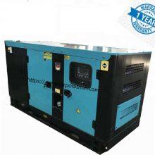 Ricardo 80 KVA / 64 KW Diesel Generator