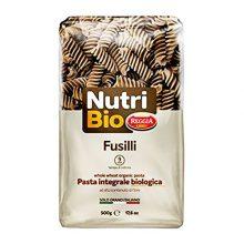 Pasta NutrioBio Fusilli 500 gm