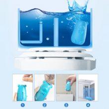Cute Bear Blue Bubble Toilet Cleaner