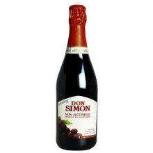 Don Simon Sparkling Red Grape Drink 750ml