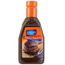BBQ Sauce American Garden 510gm