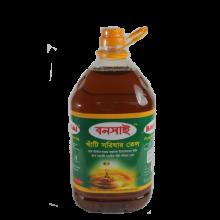 Bansai Pure Mustard Oil 5ltr