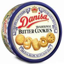 Biscuits Danisa Butter 454gm