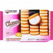Biscuits Julies Cheese Sandwich 168gm