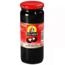 Black Olives Figaro 340gm