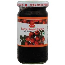 Boroi Pickle Pran Sweet 350 gm