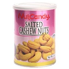 Cashew Nuts Salted Nut Candy 140gm