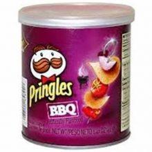 Chips Pringles BBQ 37gm