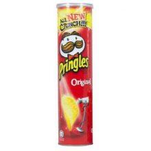 Chips Pringles Original  147 gm