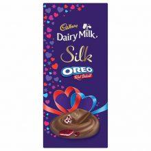 Chocolate dairy milk Red velvet 130 gm