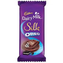 Chocolate dairy milk Silk oreo 60 gm
